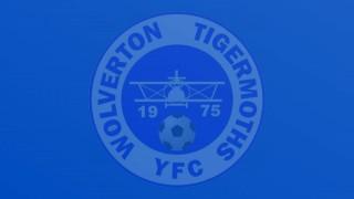 Wolverton Tigermoths YFC joins Pitchero!