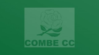 Big weekend for Combe CC