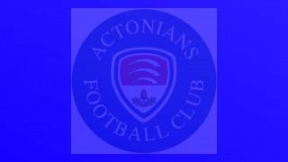 Actonians LFC joins Pitchero!