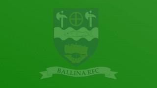 Ballina U15 Girls 1st League Match of the season v Portumna