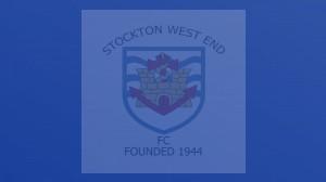 Stockton West End (Mens) joins Pitchero!