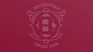 Beckenham Cricket Club joins Pitchero!