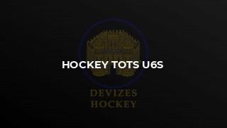 Hockey Tots U6s
