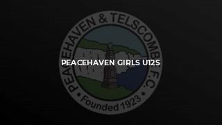 Peacehaven Girls U12s