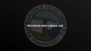 Peacehaven under 23s
