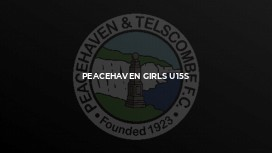 Peacehaven Girls U15s