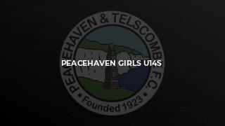 Peacehaven Girls U14s