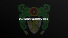 Diamonds U9/11 Dolphins