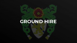 Ground Hire