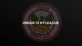 Under 15 KY League