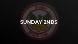Sunday 2nds