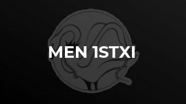 Men 1stXI