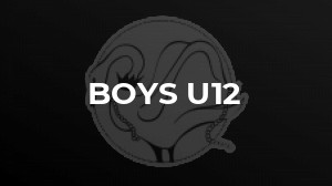Both Boys U12 Sides Off To Great Starts