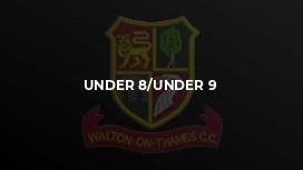 Under 8/Under 9