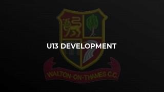 U13 Development