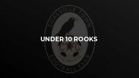Under 10 Rooks