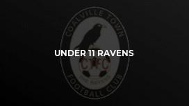Under 11 Ravens