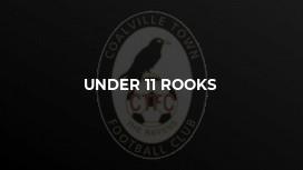 Under 11 Rooks