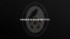 Under 12 Ravenettes