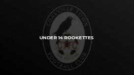 Under 14 Rookettes
