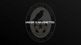Under 15 Ravenettes