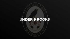 Under 9 Rooks