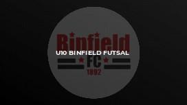 U10 Binfield Futsal