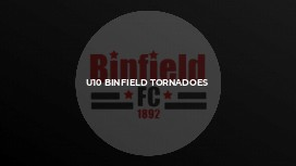 U10 Binfield Tornadoes