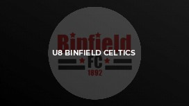 U8 Binfield Celtics