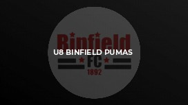 U8 Binfield Pumas