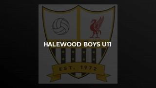 Halewood Boys U11