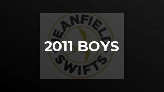 2011 Boys