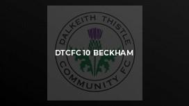 DTCFC 10 Beckham