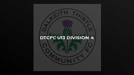 DTCFC U13 Division 4