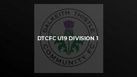DTCFC U19 Division 1