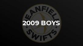 2009 Boys