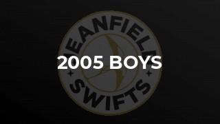 2005 Boys