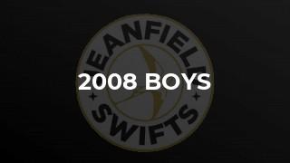 2008 Boys
