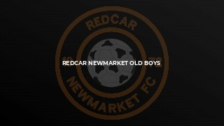 Redcar Newmarket Old Boys
