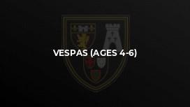 Vespas (Ages 4-6)