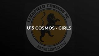 U15 Cosmos - Girls