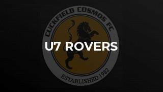 U7 Rovers