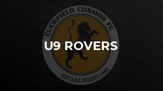 U9 Rovers