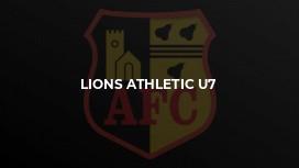 Lions Athletic U7