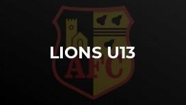 Lions U13