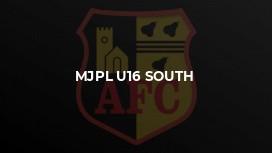 MJPL U16 South