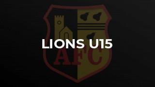 Lions U15