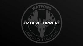 U12 Development