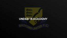 Under 18 Academy