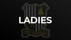 Wantage Ladies v Abbey Rangers 1st